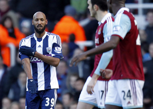 1468_40 - Anelka  - AFP IAN KINGTON