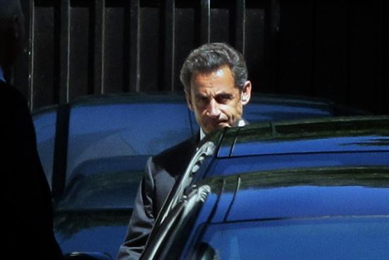 1493_39 - Sarkozy - AFP JACQUES DEMARTHON