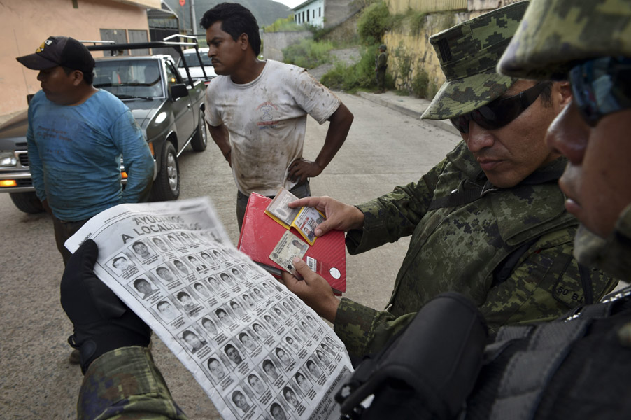 MEXICO-VIOLENCE-STUDENTS MISSING