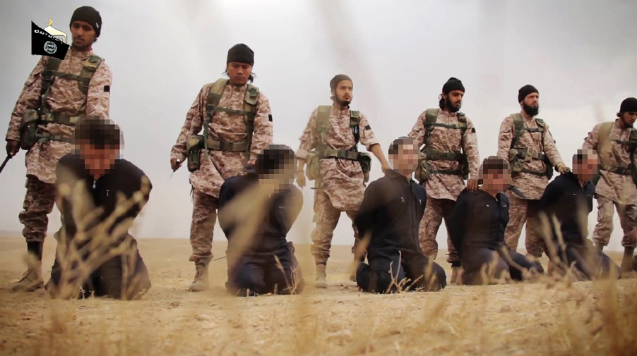 TOPSHOTS-IRAQ-SYRIA-CONFLICT-US-BEHEADINGS