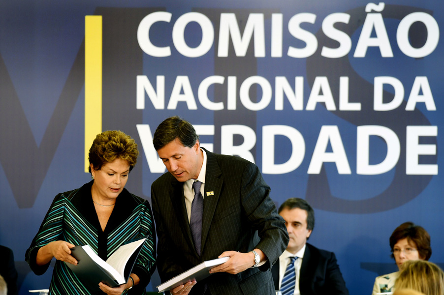 BRAZIL-ROUSSEFF-HUMAN RIGHTS-TRUTH-COMMISSION