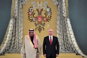 Bruscos cambios en Oriente Medio