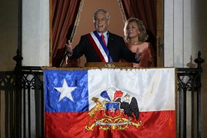 Los temblores de Piñera