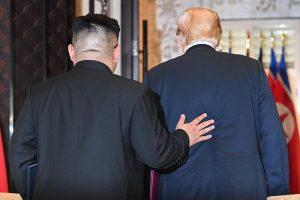 Corea del Norte 3, Estados Unidos 0