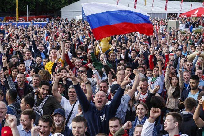 Brecha en el Mundial de Rusia 2018