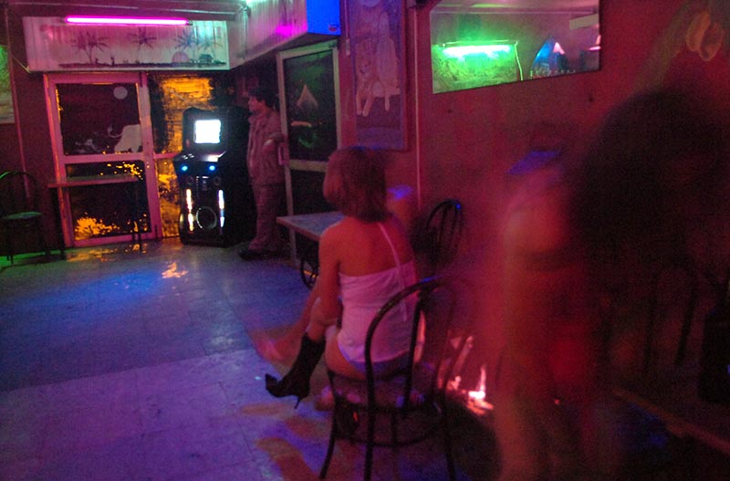 prostitutas sin condon porcentaje hombres prostitutas