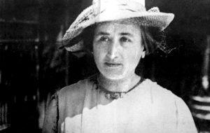 Rosa Luxemburgo y las mujeres