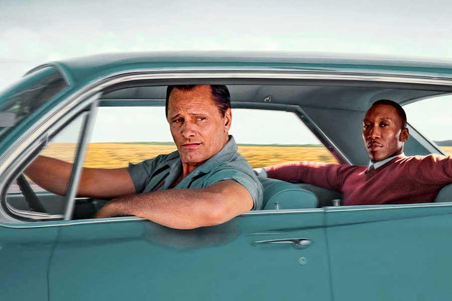 Conduciendo a Doc Shirley