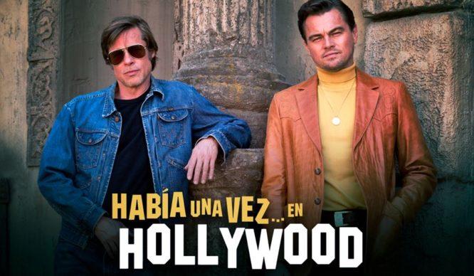 """""""Había una vez en Hollywood"""", la novena película de Quentin Tarantino"""