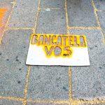 Movilización de Feministas Autoconvocadas a raíz de los dichos del diputado Sodano de Cabildo Abierto sobre la ley del aborto / Foto: Adhoc, Santiago Mazzarovich.