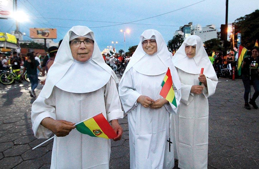 Resultado de imagen para camacho la biblia y fundamentalismo religiosos en bolivia